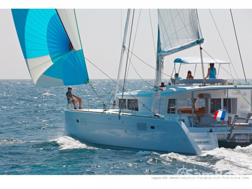 Location yacht à Grenada Yacht Club - Lagoon Lagoon 450 sur SamBoat