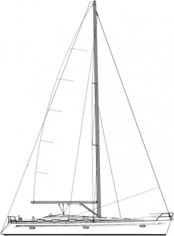 Location bateau Castiglioncello pas cher Cruiser 51