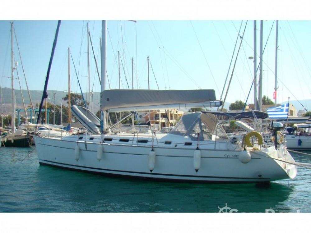 Location bateau Bénéteau Cyclades 50.5 à Cos sur Samboat