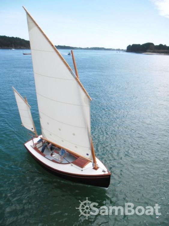 Louer Voilier avec ou sans skipper Le-Boatshop à Larmor-Baden