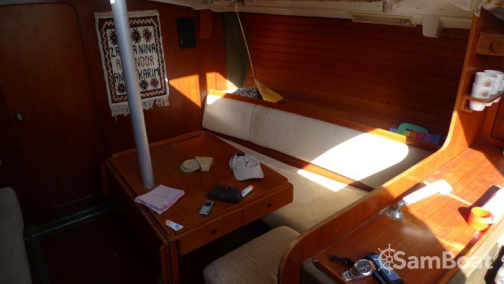 Location bateau Cantiere Del Pardo Grand Soleil à Termini Imerese sur Samboat