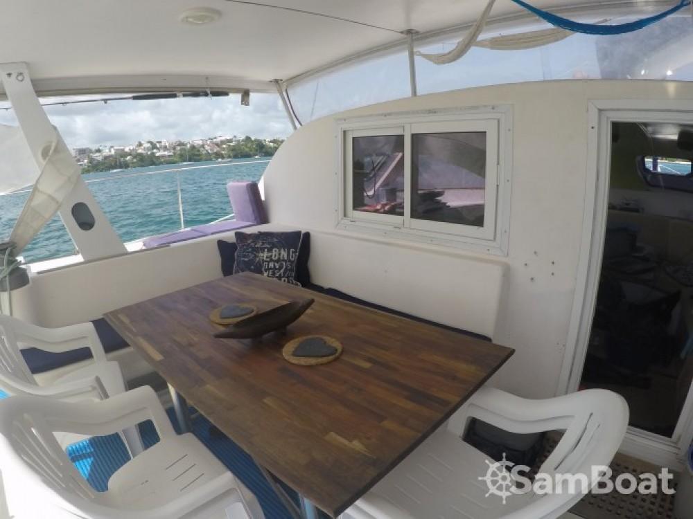 Location bateau Catana Catana 42 S à Pointe-à-Pitre sur Samboat