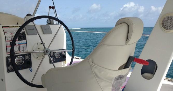 Louer Catamaran avec ou sans skipper Catana à Pointe-à-Pitre