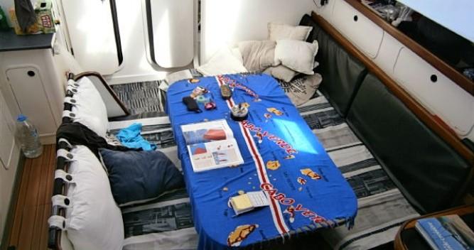 Location bateau Saint-Malo pas cher Oceanis 430