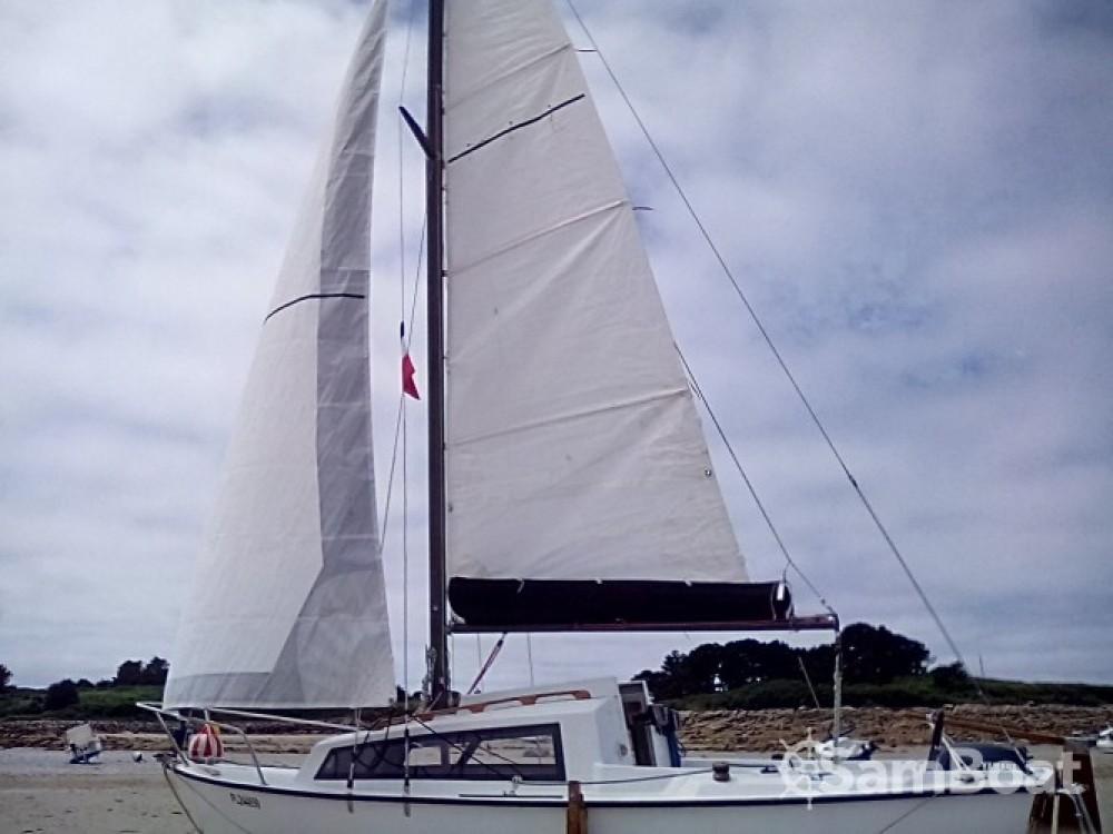 Location bateau Ocqueteau Bosco à Trégastel sur Samboat