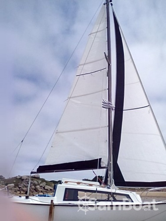 Hire Sailboat with or without skipper Ocqueteau Trégastel