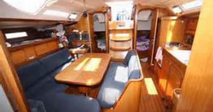 Location bateau Bénéteau Oceanis 430 à Névez sur Samboat