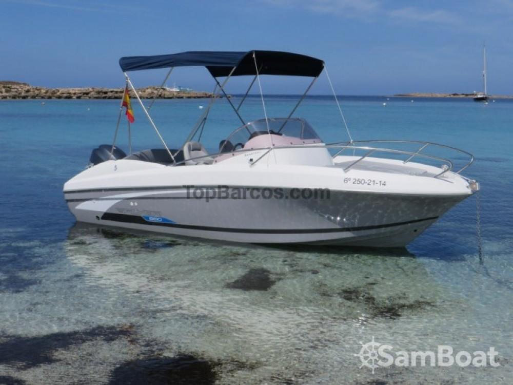 Location bateau Saint-Florent pas cher Open