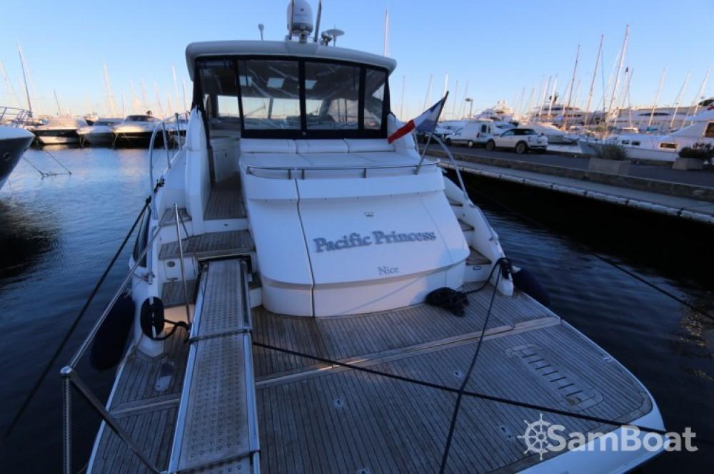 Location yacht à Cannes - Princess Princess V56 sur SamBoat