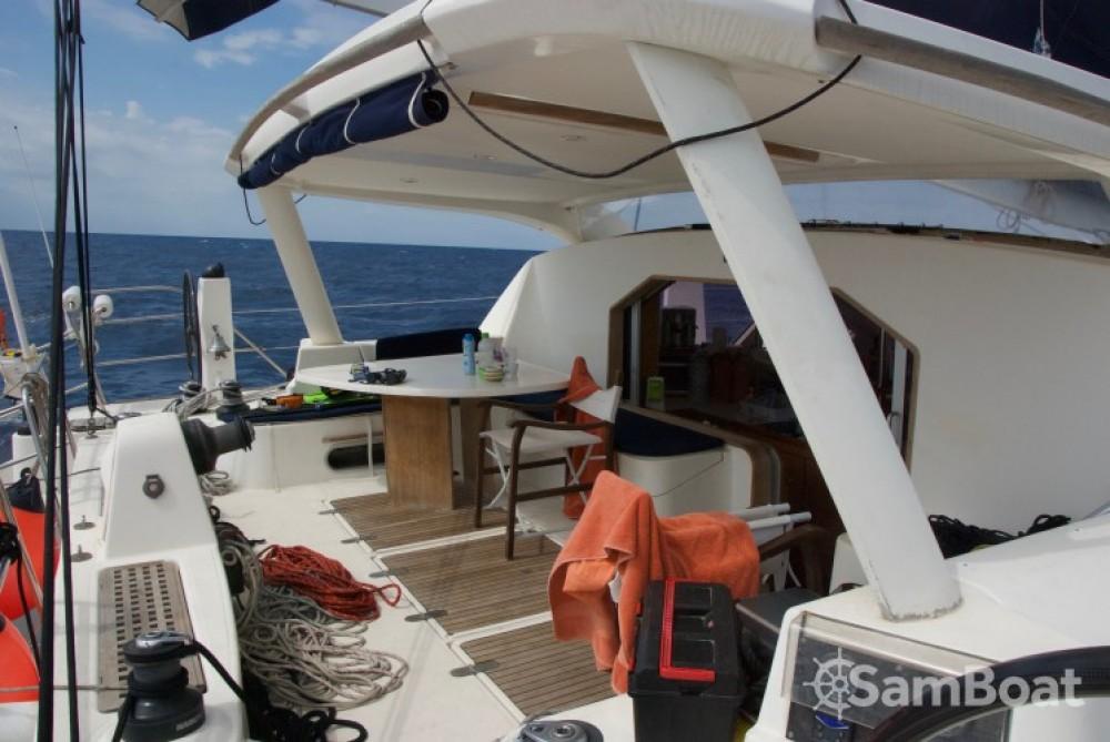 Louez un Catana Catana 52 à Port-d'Espagne