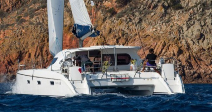 Location yacht à Figari - Nautitech Nautitech 40 sur SamBoat
