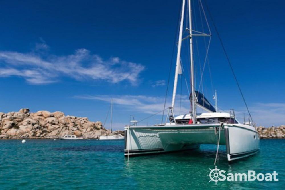 Location Catamaran à Bonifacio - Nautitech Nautitech 40