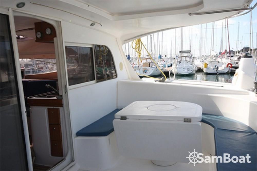 Location yacht à Bonifacio - Nautitech Nautitech 40 sur SamBoat