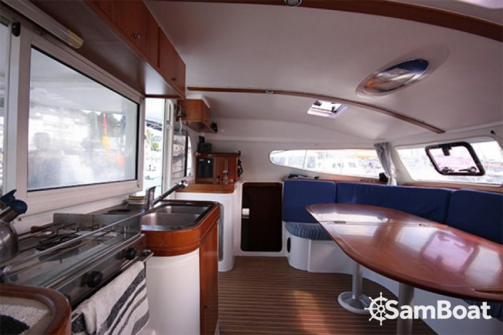 Catamaran à louer à Bonifacio au meilleur prix