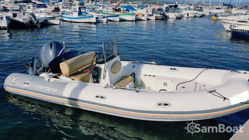 Bootsverleih Zodiac Medline 550 La Ciotat Samboat