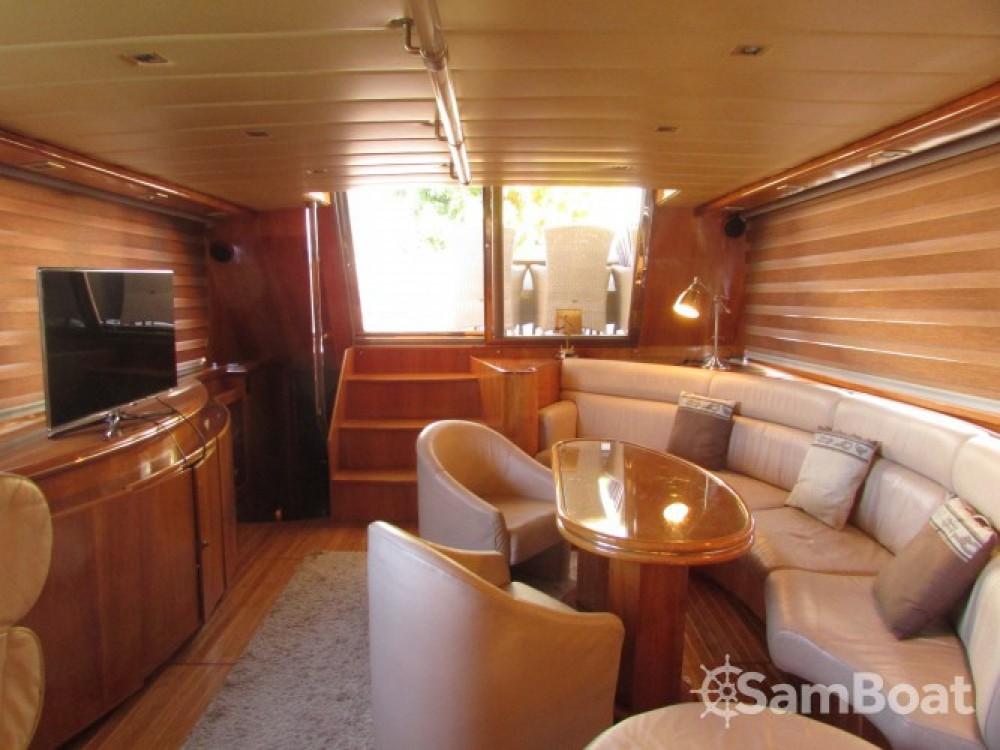 Louer Yacht avec ou sans skipper President-Marine-Ltd-Taiwan à Golfe-Juan
