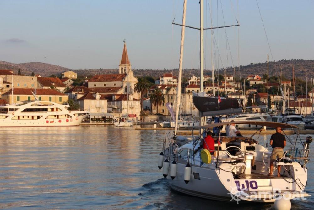 Location bateau Elan Elan Impression 45 à Marina Kaštela sur Samboat