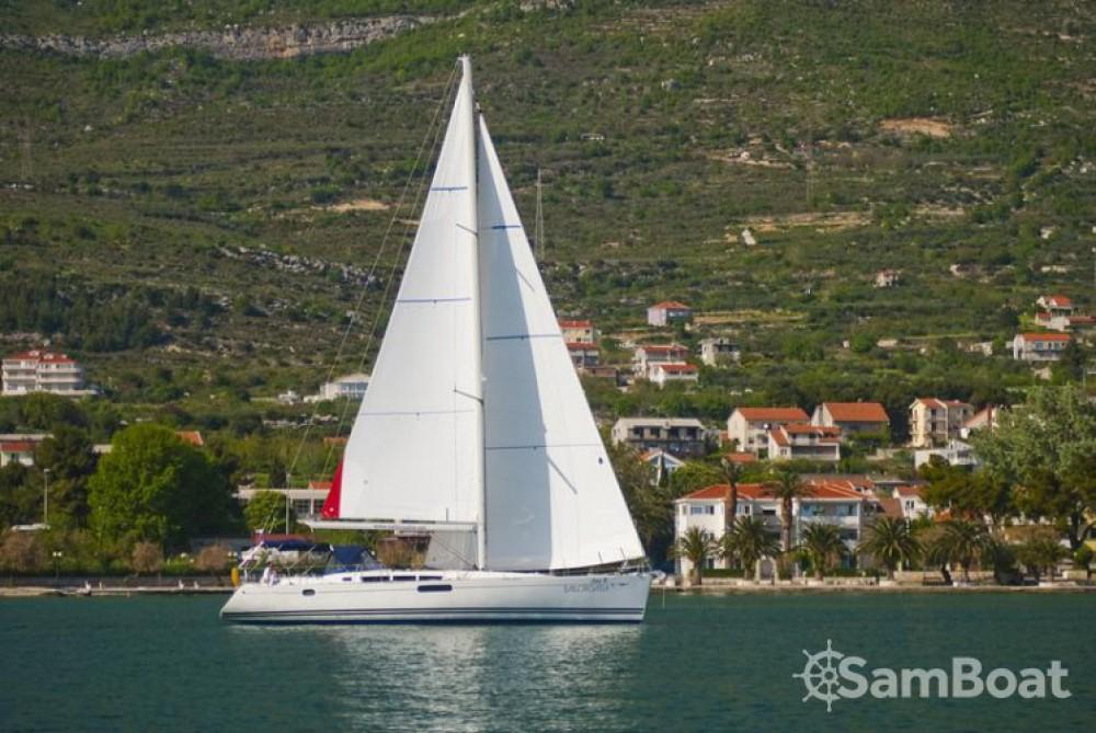 Location bateau Marina Kaštela pas cher Sun Odyssey 49i