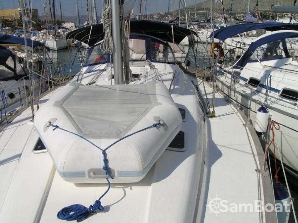Bavaria Cruiser 42 entre particuliers et professionnel à Trogir