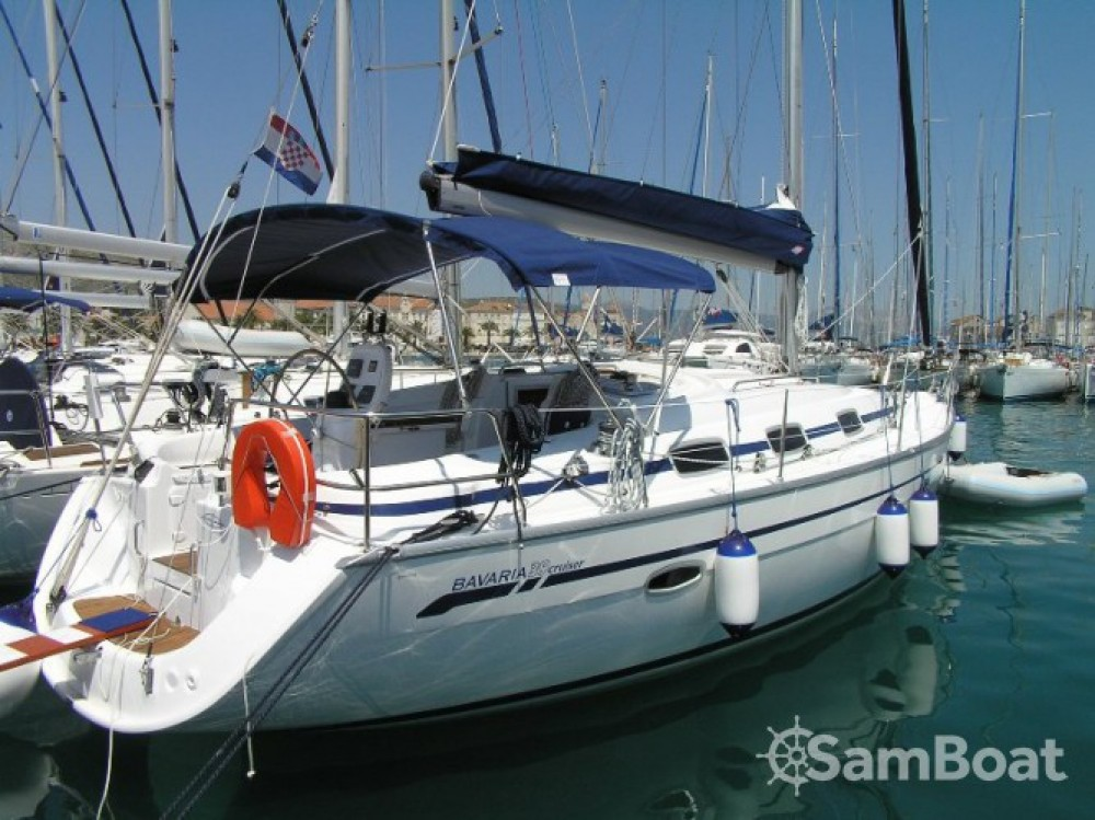 Location Voilier à Trogir - Bavaria Cruiser 39