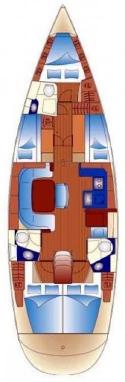 Alquiler de barcos Bavaria Bavaria 49 enTrogir en Samboat