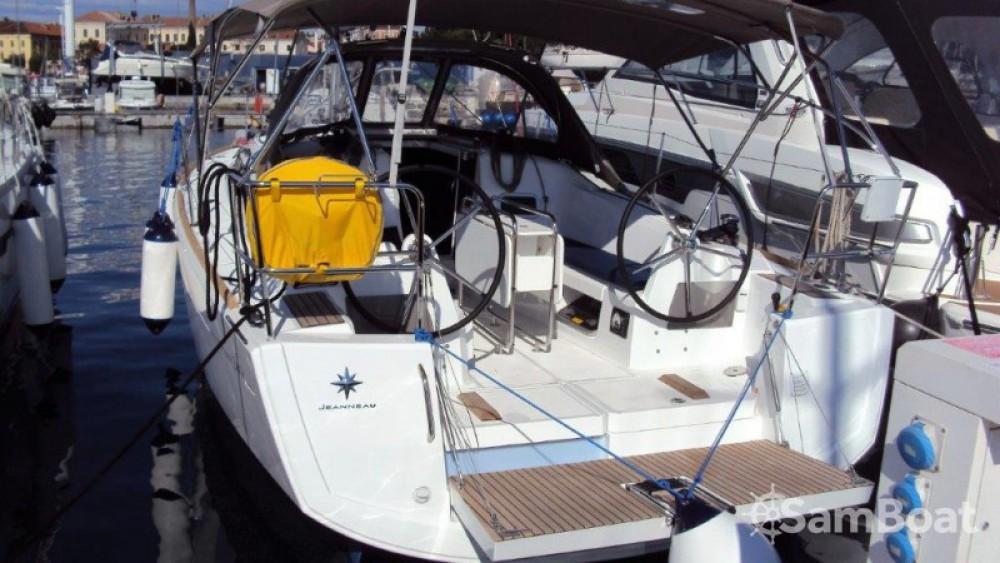 Alquiler de barcos Pula barato de Sun Odyssey 349