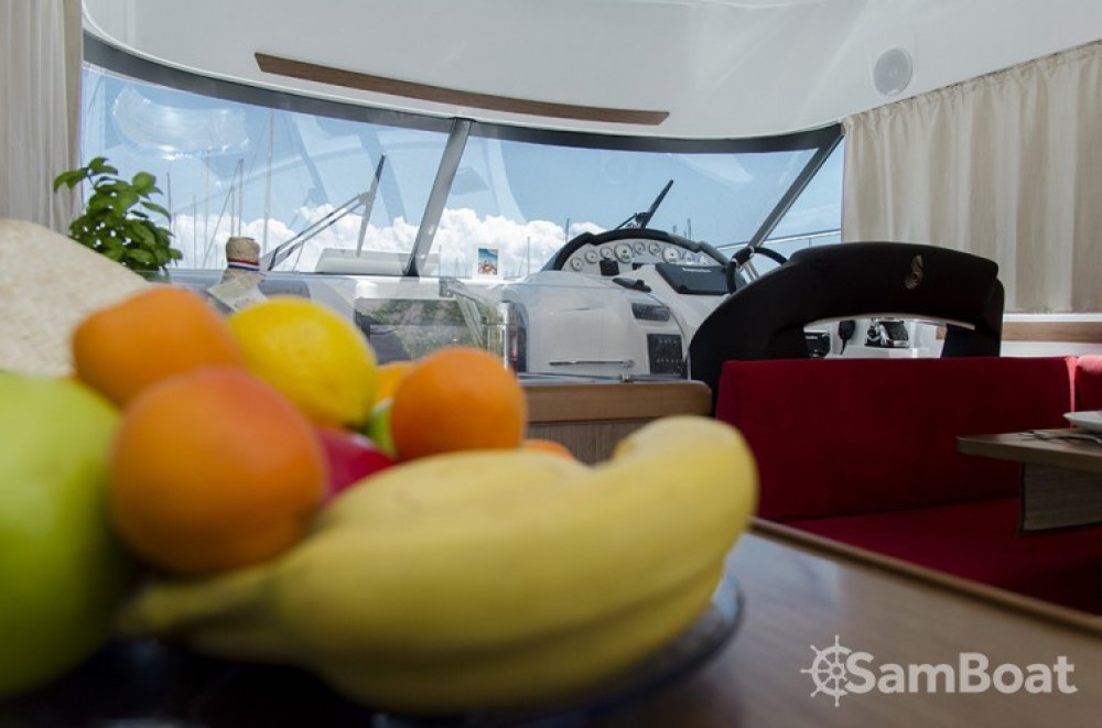 Alquiler de barcos Split barato de Antares 36