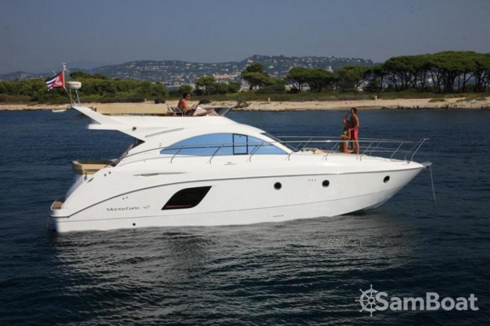 Alquiler de yate Split - Bénéteau Monte Carlo 47 Fly en SamBoat