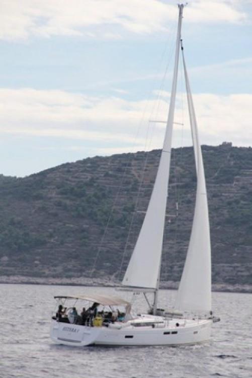 Alquiler de yate Split - Jeanneau Sun Odyssey 469 en SamBoat