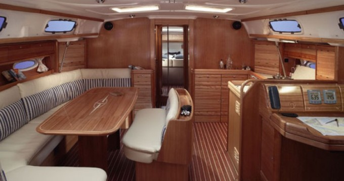 Bavaria Cruiser 50 between personal and professional Jezera
