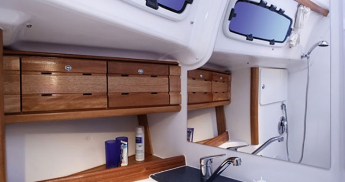 Location bateau Jezera pas cher Cruiser 50