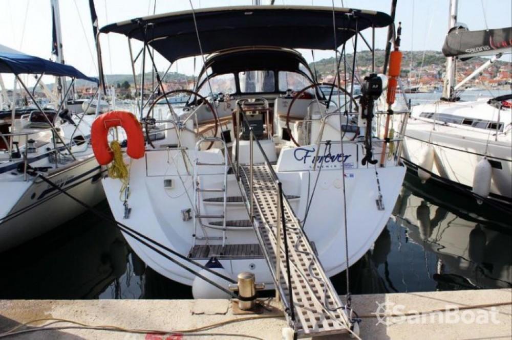 Location bateau Jezera pas cher Sun Odyssey 45 DS
