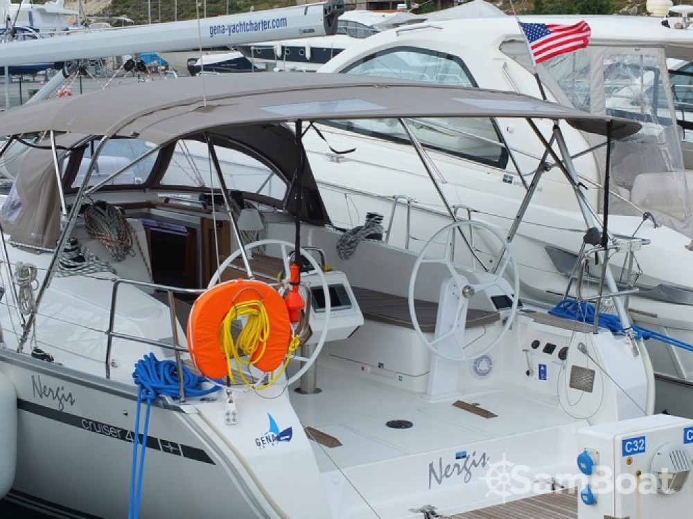 Boat rental Bavaria Cruiser 41 in Muğla on Samboat