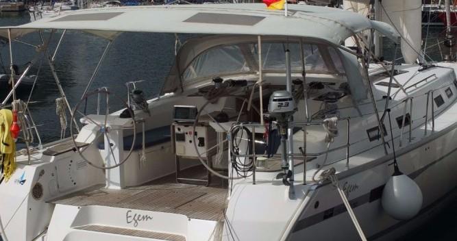 Louez un Bavaria Cruiser 50 à Muğla