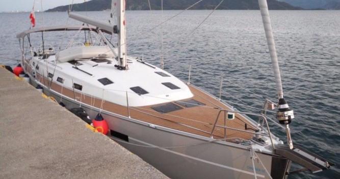 Location bateau Göcek pas cher Cruiser 50