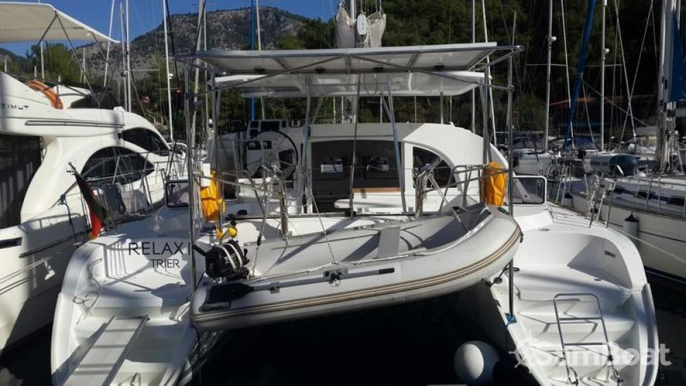 Catamarán para alquilar Göcek al mejor precio
