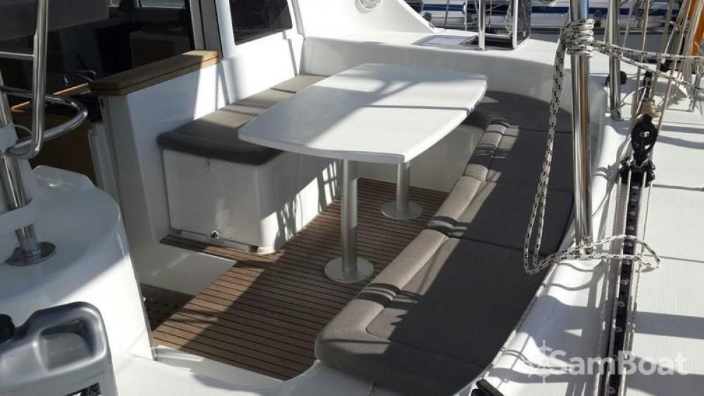 Alquiler de yate Göcek - Lagoon Lagoon 380 S2 en SamBoat
