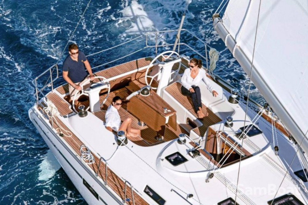 Alquiler de Bavaria Cruiser 46 en Muğla