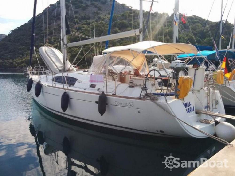 Alquiler de barcos Göcek barato de Oceanis 43