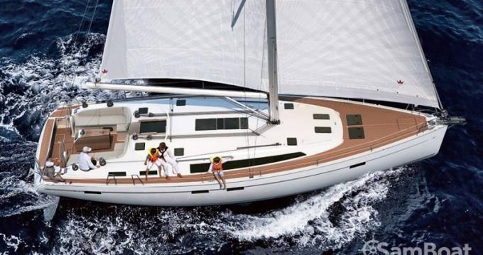 Location bateau Muğla pas cher Cruiser 51