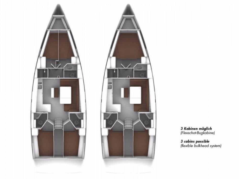 Alquiler de yate Leucade - Bavaria Cruiser 46 en SamBoat