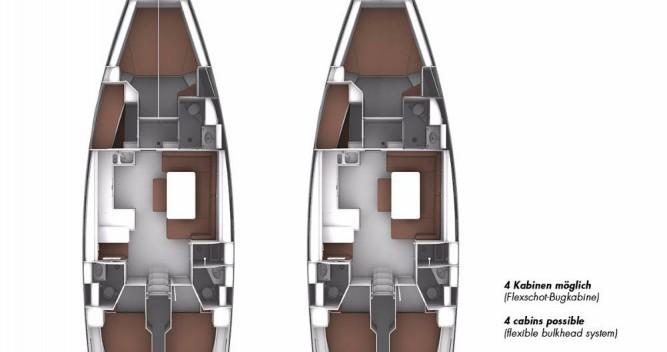 Louer Voilier avec ou sans skipper Bavaria à Muğla