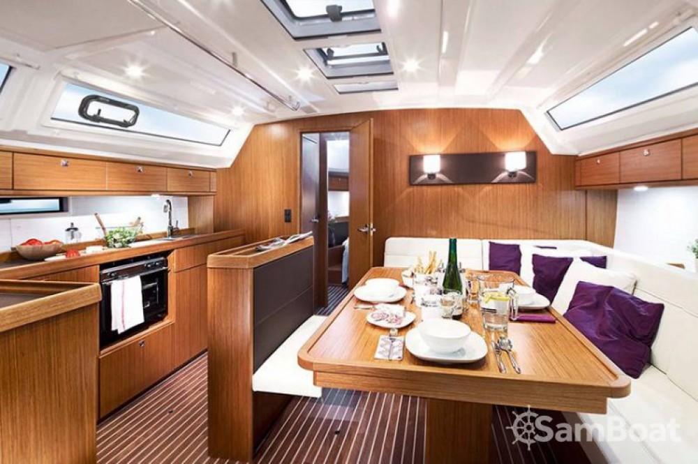 Bavaria Cruiser 46 entre particulares y profesional Muğla