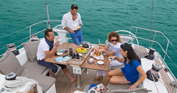 Bavaria Cruiser 51 entre particuliers et professionnel à Muğla