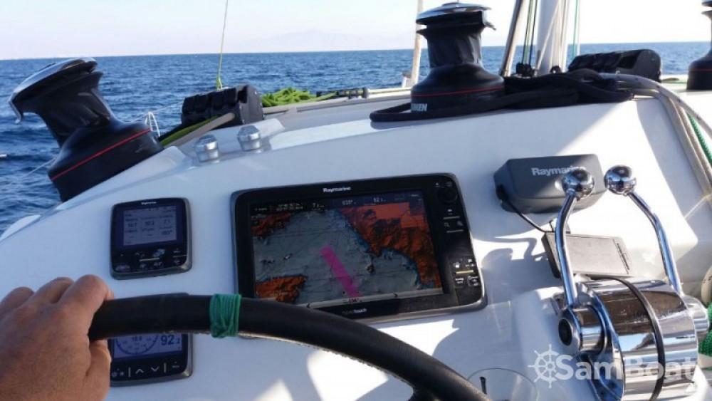 Alquiler Catamarán en Lávrio - Lagoon Lagoon 400 S2