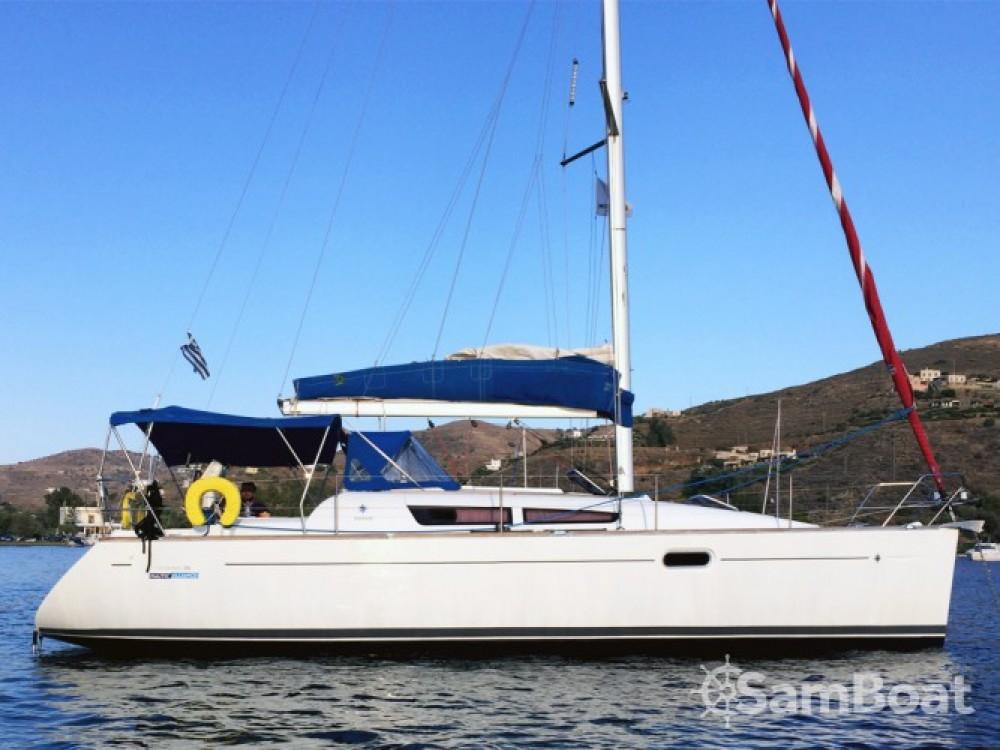 Location yacht à Laurion - Jeanneau Sun Odyssey 36i sur SamBoat