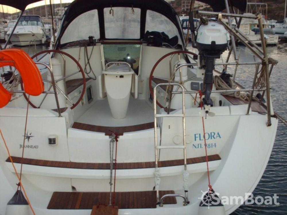 Alquiler de barcos Jeanneau Sun Odyssey 42i enLávrio en Samboat