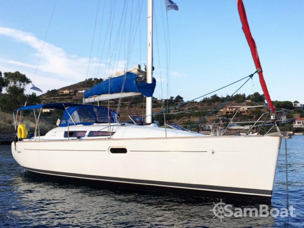 Location bateau Laurion pas cher Sun Odyssey 36i