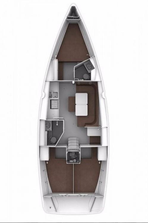 Boat rental Jezera cheap Cruiser 41