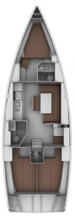 Rental yacht Jezera - Bavaria R40 on SamBoat